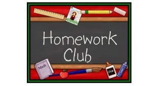 Homework Club logo
