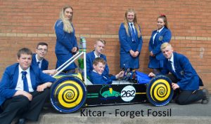 Kitcar Forget Fossil