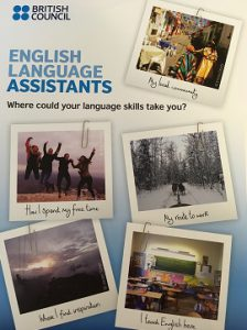 English Language assistants