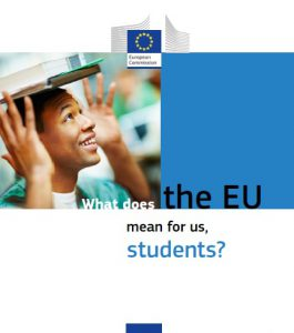 what doe sthe EU mean for students Image