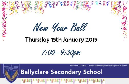 New Year Ball Tickets