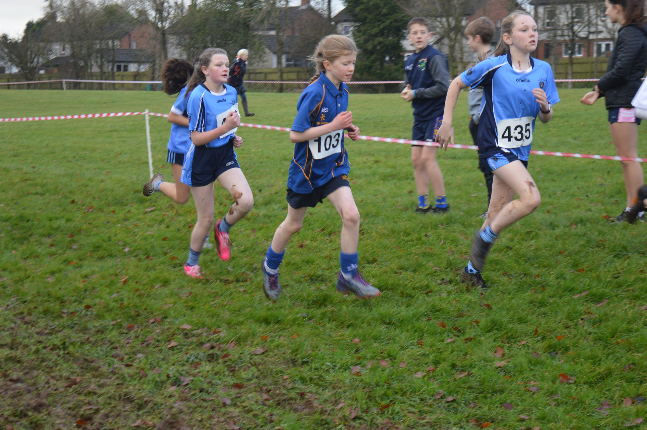 BSS Cross Country