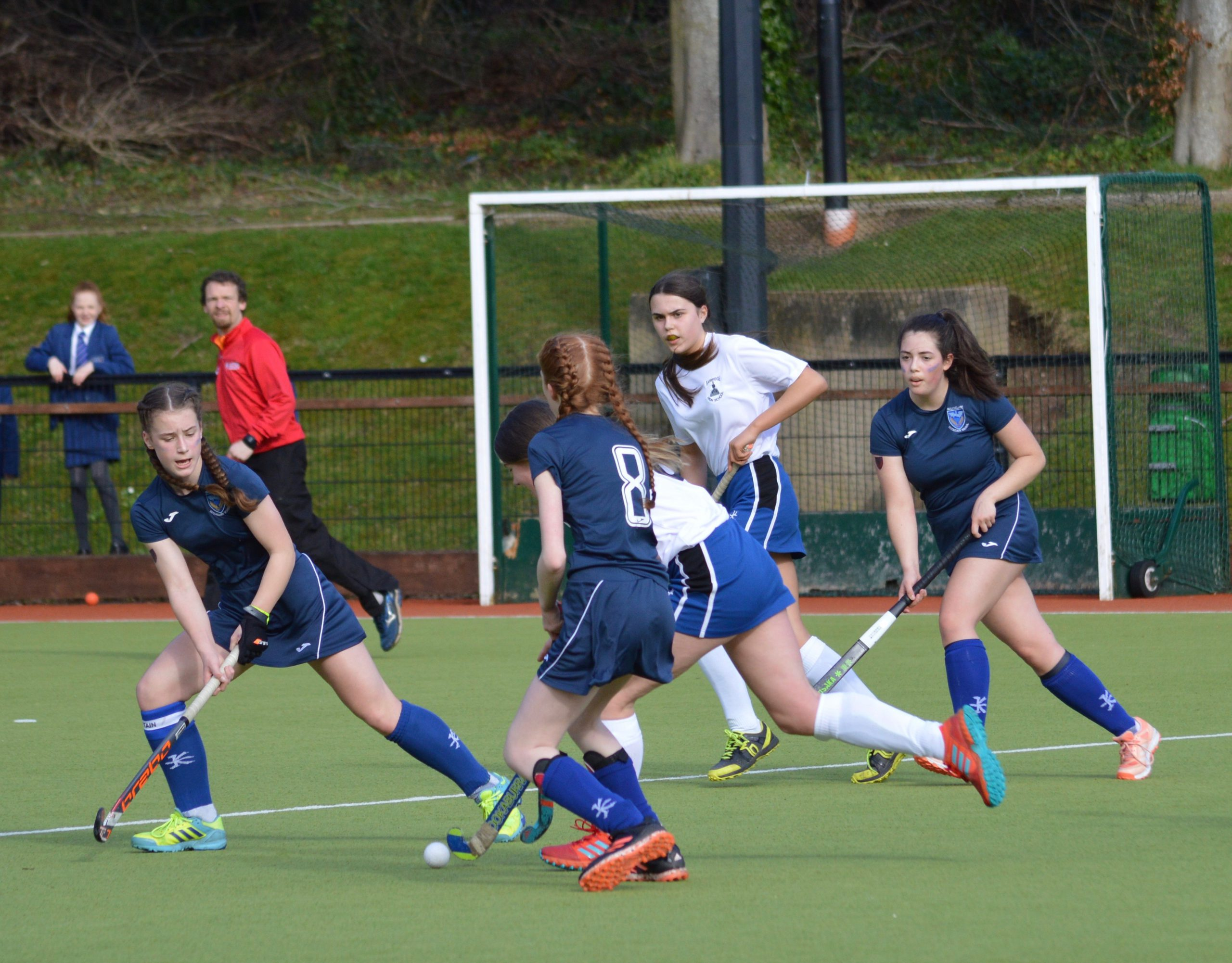 U14 High Schools Cup Hockey Final
